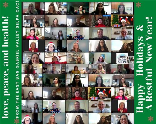Happy Holidays from the CAC!
